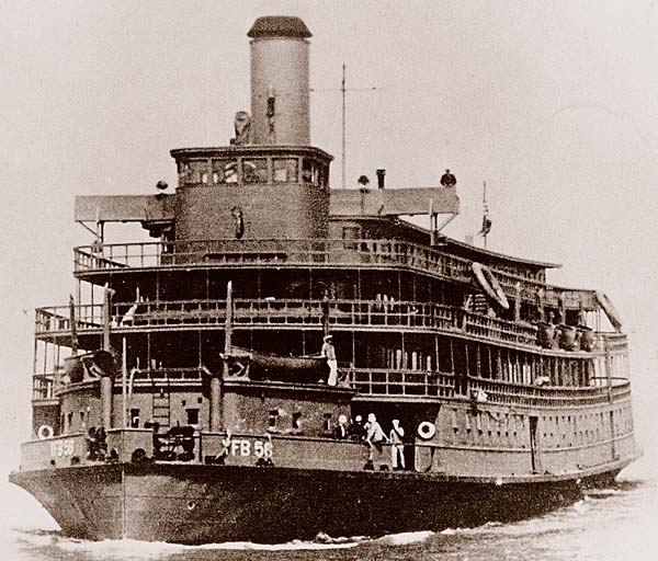 The History Of The Delta Queen Riverboat